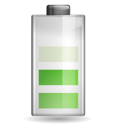 bateria notebook icon